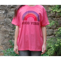 "Camiseta ""Good Vibes"""